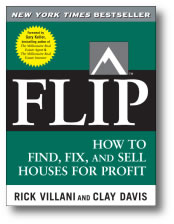 FLIP: How to Find, Fix, and Sell Houses for Profit Book